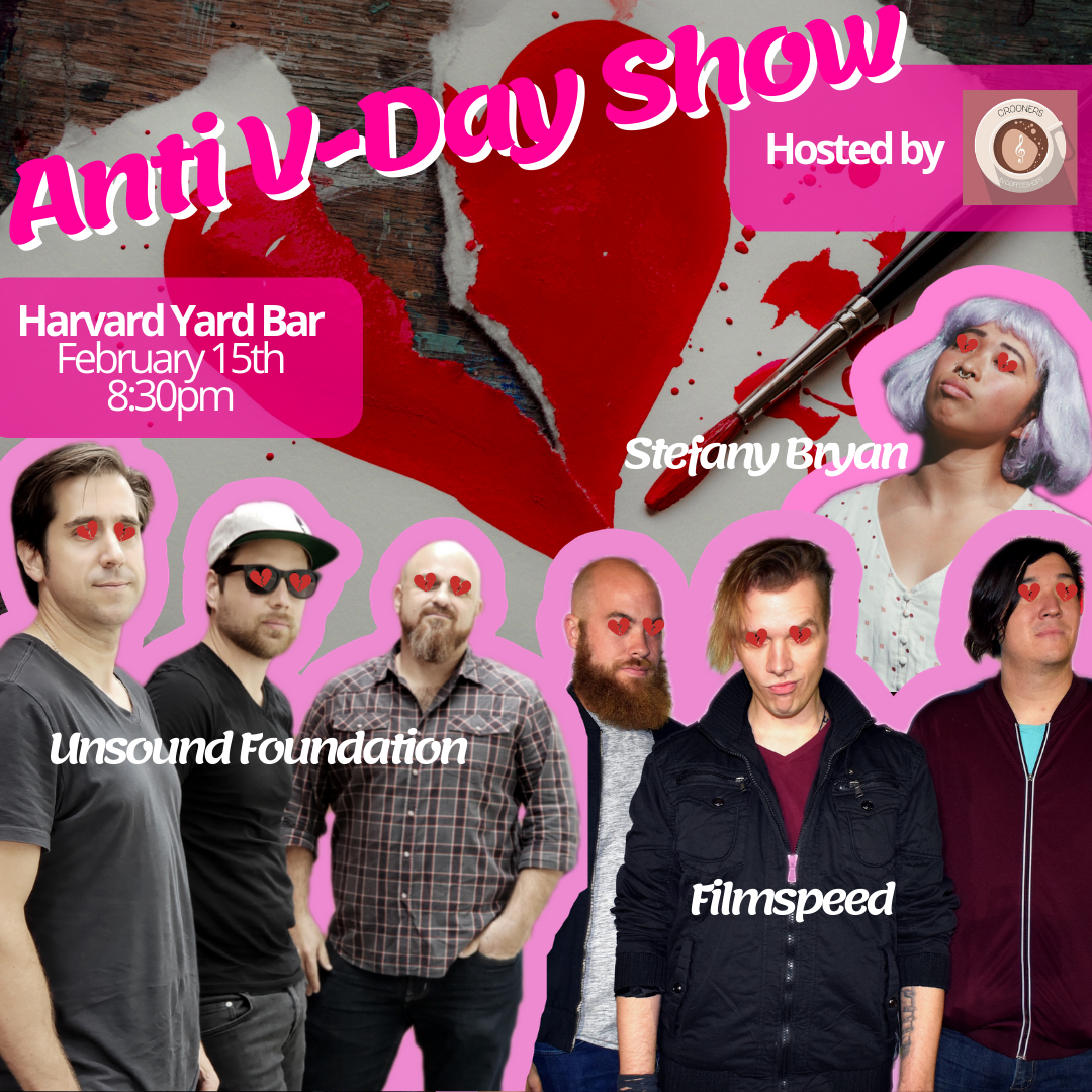 2020-02-15 Anti-VDay Show with Stefany Bryan Unsound Foundation and Filmspeed