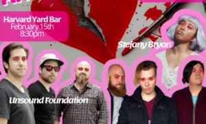 2020-02-15 Anti V-Day Show at Harvard Yard Bar