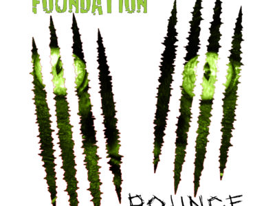 Pounce Single Cover