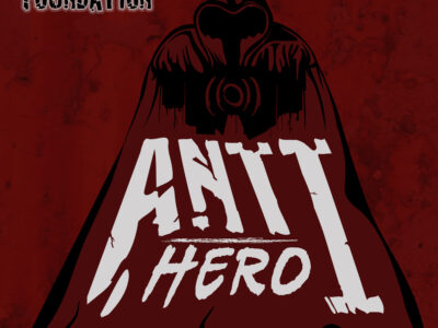 Antihero single cover