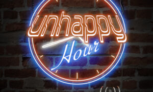 Unhappy Hour Single Cover
