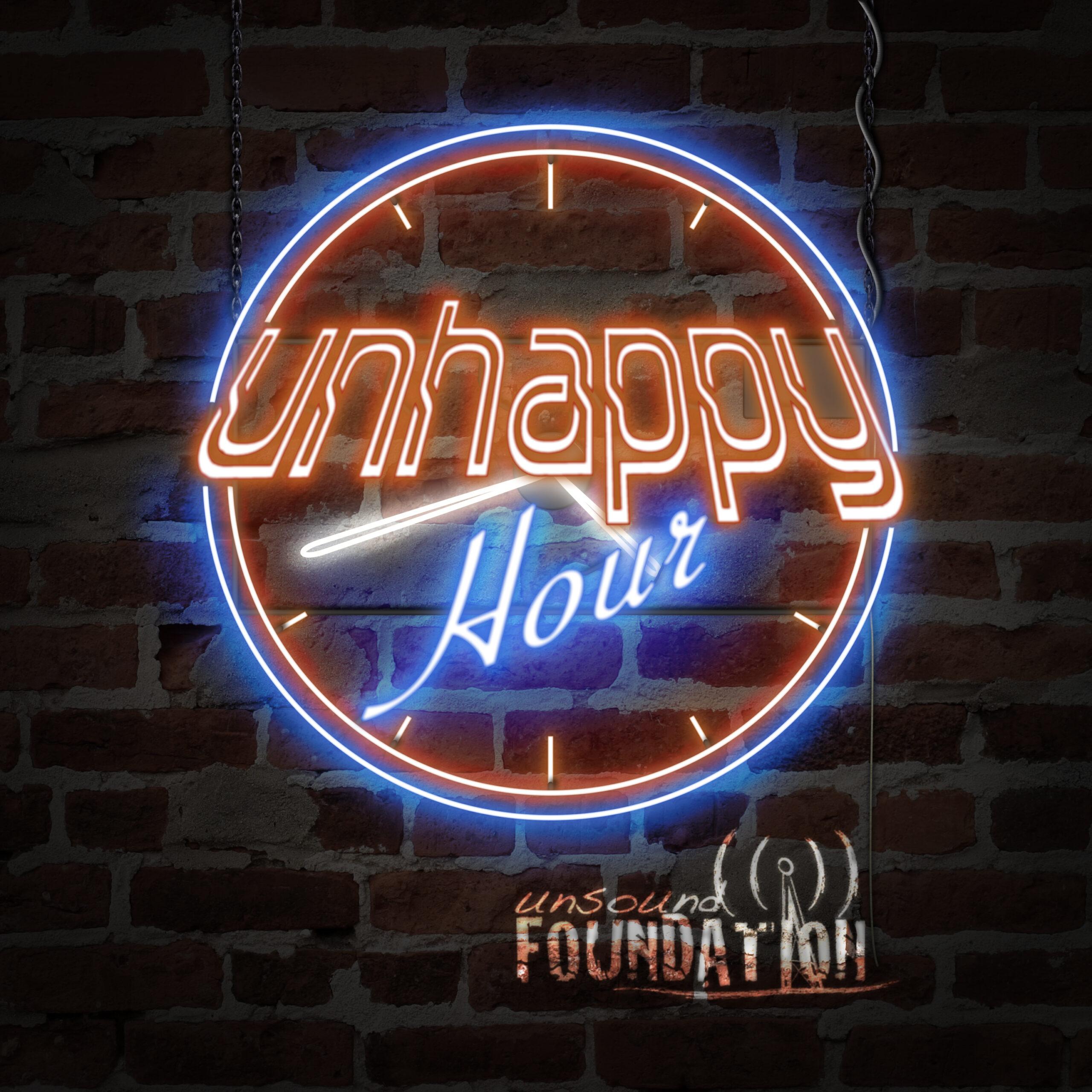 Unhappy Hour Single Cover